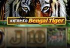 играть в автомат Untamed Bengal Tiger бесплатно