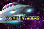 играть в автомат Cosmic Invaders бесплатно