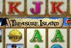 играть в автомат Treasure Island бесплатно