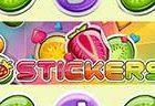 играть в автомат Stickers бесплатно