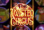 играть в автомат The Twisted Circus бесплатно