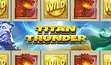 играть в автомат Titan Thunder бесплатно