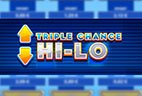 играть в автомат Triple Chance Hilo бесплатно