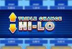 играть в автомат Triple Chance Hilo бесплатно